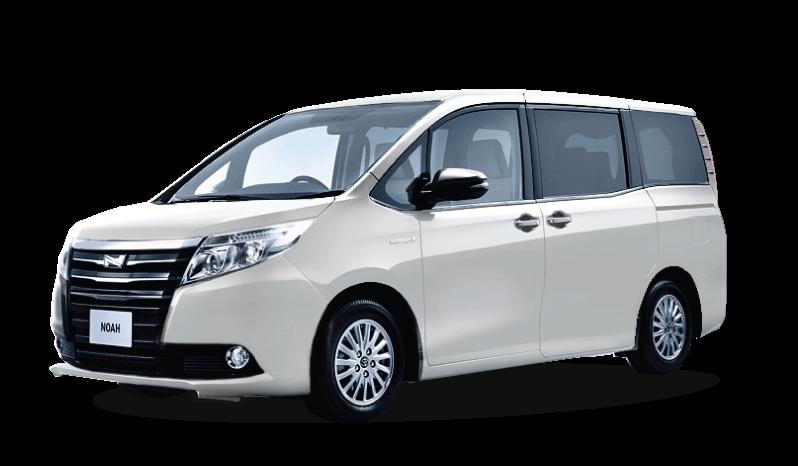 Toyota Noah 1 8x Hybrid Abwin