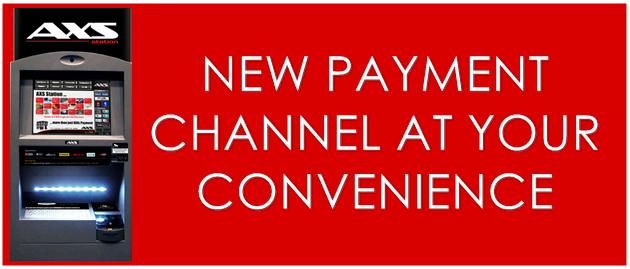 New Payment Channel – AXS