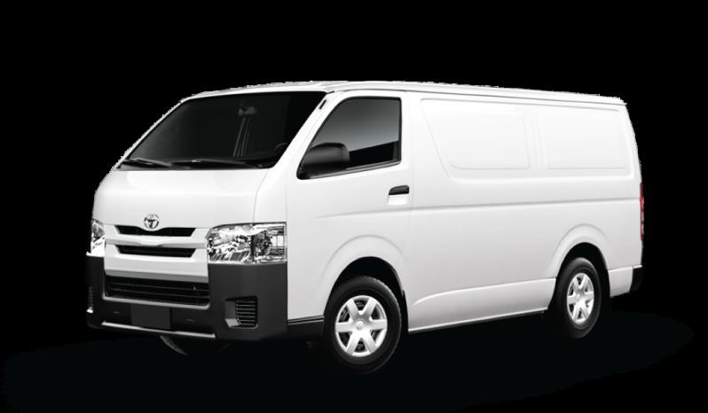 Toyota Hiace (M) full