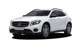 Merc GLA180 Urban Edition