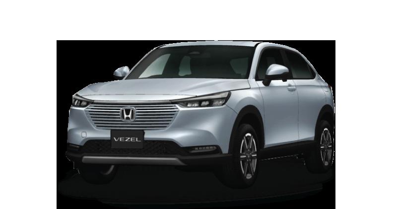 Honda Vezel_2021 Model_Petrol